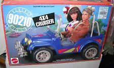 #6635 RARE NRFB Vintage Mattel Beverly Hills 90210 4 X 4 Cruiser