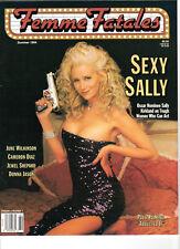 WoW! Femme Fatales V3#1 Sally Kirkland! Cameron Diaz! June Wilkinson! Abducted 2