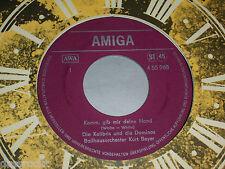 """7"""" - Die Kolibris & Die Dominos / Komm gib mir deine Hand - 1973 DDR # 2012"""