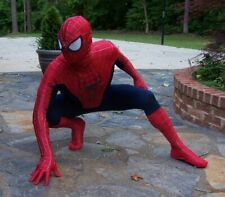 Spiderman handmade costume cosplay