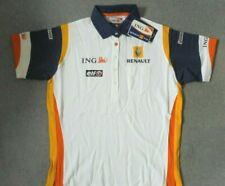 Renault F1 Official LADIES Replica Team Wear Polo Shirt BNWT ING ELF