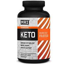 MRI Thermogenic KETO Fat Burner - 120 Softgels