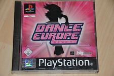 Playstation 1 Spiel - Dance Europe - Karaoke Tanzen - komplett PS1