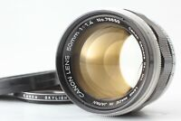 AS-IS Canon 50mm f1.4 Standard L39 LTM Lens Leica Screw Mount From JAPAN #F621