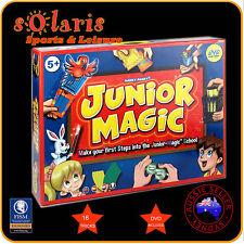 Hanky Panky's Junior Magic Set for Kids Magic Tricks Toys for Children DVD Kit