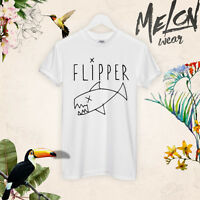 FLIPPER KURT COBAIN T SHIRT REPLICA NIRVANA FESTIVAL ROCK TUMBLR GRUNGE FRESH