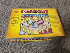 University Games BATTLE OF THE SEXES BOARD GAME BRAND NEW Not Sealed 1997