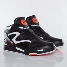 ffc7a1b9fc9 Reebok Pump Omni Lite Dee Brown Retro Black Orange White Size 9. Style  J15298