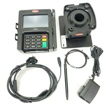 Ingenico Isc250 Credit Card Terminal With Mount/Stand Stylus Usb Power Touch