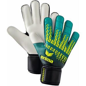 erima Skinator Protect Torwarthandschuhe Herren/Kinder Fußball Handschuhe
