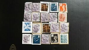 80 GB regional all country definitive stamps (With duplication)