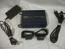 Data Video SE-800 Tally/Preview RMC-140 + 2x Tally Lights TD-1 TESTED/WORKING