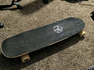 Loaded Cantellated Tesseract Complete Longboard (Gentle Use)