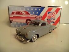 AMERICAN CLASSICS 43RD AVENUE COLLECTION STUDEBAKER 1951   1/43RD SCALE  IN BOX