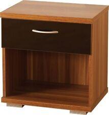 Unbranded Wooden Modern Bedside Tables & Cabinets