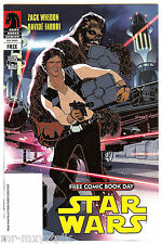 STAR WARS #NN FREE COMIC BOOK DAY *SPLIT ISSUE* FEATURING SERENITY #NN SDCC 2012