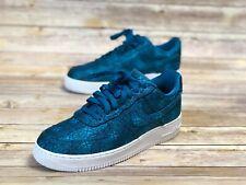 Nike Air Force 1 '07 Premium 3 Mens Size 10 Shoes AF1 Blue AT4144-300 PRM