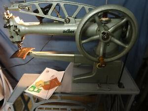 Ledernähmaschine, Adler 30-1 , Industrie Nähmaschine Schuster Nähmaschine