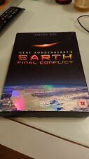 Earth Final Conflict (Season One) DVD (Universal Playback Region 2, 4 & 5)