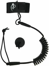 Bo-Toys Body Board Coiled Pro Wrist Leash Comfortable Lightweight Padded