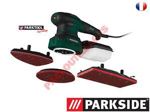 PARKSIDE® Ponceuse 3 en 1 PMFS 200 C3 Multifonction 200 W