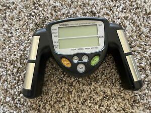 OMRON HBF-306C Handheld Body Fat Loss Monitor BMI