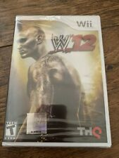Wii W12 - Brand New And Sealed - US/Canada Version