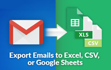 Gmail Or Outlook To Excel