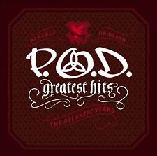 P.O.D. - GREATEST HITS: THE ATLANTIC YEARS (NEW CD)