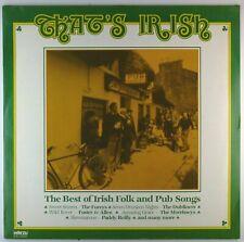 "12"" LP - Various - That's Irish - I637 - cleaned"