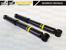 FOR VECTRA C 1.8 1.9 CDTI 2.2 2.8 MONROE REAR GAS SHOCK ABSORBER SHOCKERS PAIR