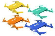 Mini drone con telecamera quadricottero selfie smartphone TwoDots One-Two-Snap