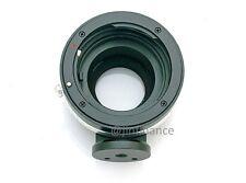 RJ Pentax PK PK-A AF DA lens to Pentax Q adapter with tripod mount aperture ring