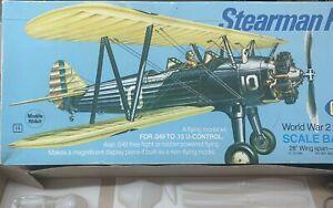 GUILLOWS PT-17 STEARMAN KIT - KK/VERON