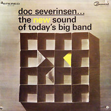 DOC SEVERINSEN The New Sound Of Today's Big Band FR Press Command RSSD 917 LP