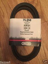"Oregon Belt for Scag Deck Drive 52"" Cut A48286 5/8 X 93- 1/4"