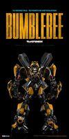 "Three A The Last Knights Bumblebee 15"" Transformer 5 Optimus Prime Robot Figure"