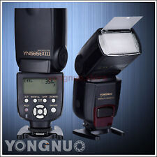 Yongnuo YN565EX III Wireless TTL Slave Flash Speedlite for Nikon D700 D600 D750