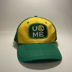 John Cena WWE Trucker Hat Cap Mesh Snap Back You Can't See Me Authentic