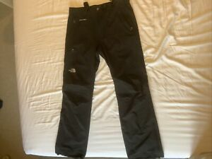 north face walking trousers mens