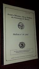 Société d'histoire de Fleurus - Bulletin n°30 1995 - Belgique