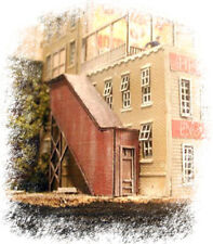"BAR MILLS N SCALE COVERED STAIRWELLS ""2-PAK"" #305"