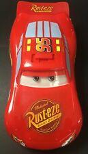 "Disney/Pixar Cars Movie Lightning McQueen #95 Talking Race Car (about 14"" long)"