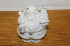 """New In Box Lenox Santa Covered Box Sugg Retail Is 29.95 Size Is 3.25"""" X 2.5"""""""