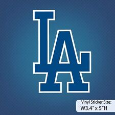 Los Angeles / Dodgers / Los Angeles Dodgers / Version C / Decal / Sticker