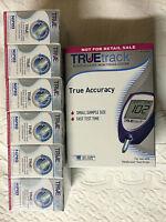 TRUEtrack Blood Glucose (600) Test Strips FREE METER KIT Exp: 07/2018
