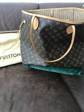 Neverfull, GM, Bag Tote Louis Vuitton LV Bag  Box Dustbag, Receipt and Liner!