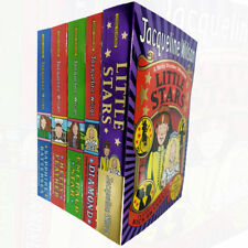 Jacqueline Wilson Hetty Feather Series Collection 5 Books Set Paperback NEW