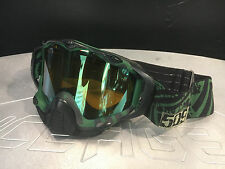 509 Goggle - Sinister X5 - Green