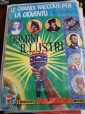 ALBUM PANINI UOMINI ILLUSTRI 1967